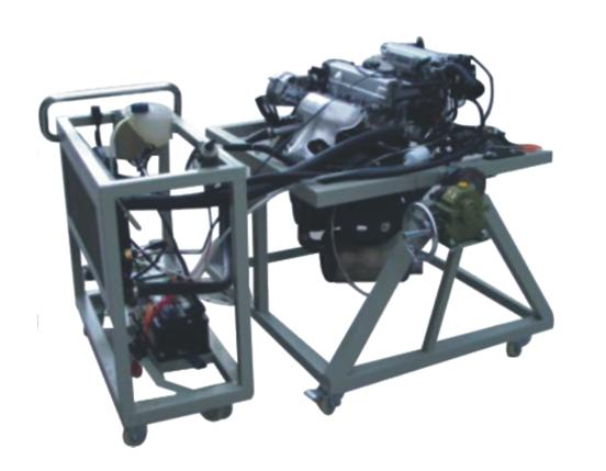 将原厂丰田5a发动机和电控运转