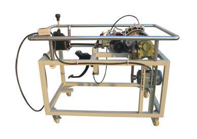 发动机拆装运行实训考核装置
