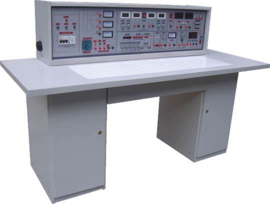HY-3000C型电工、模电、数电、电气控制及直流电机实验室设备成套设备