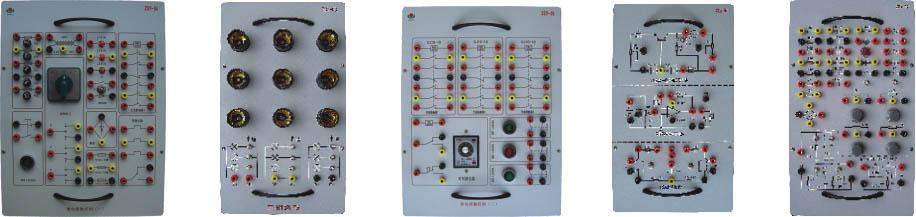 12日光灯照明,实验二用电路:由选择开关控制日光灯为实验用或照明用.