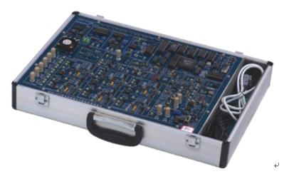HY-ATC型自控原理与计算机控制实验仪