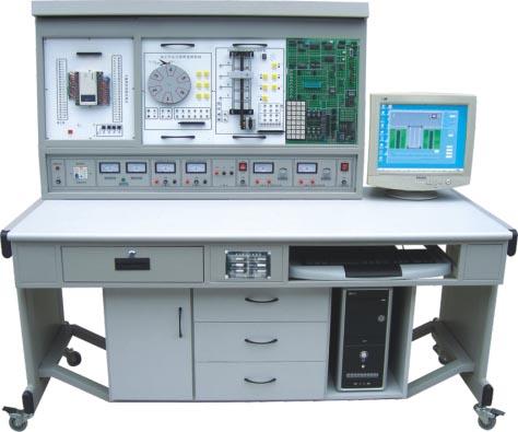 hy-plc2e型 plc可编程控制及单片机实验开发系统综合实验装置