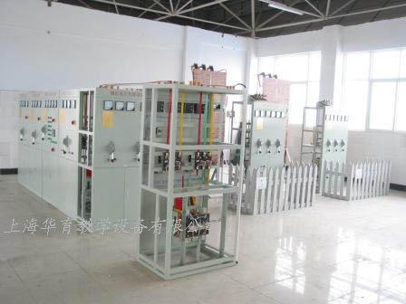 供配电技术成套实训设备含多种gck低压电气控制柜组成多种配电线路