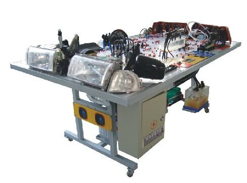 汽车电路和电气系统检测诊断与修复实训室装置设备
