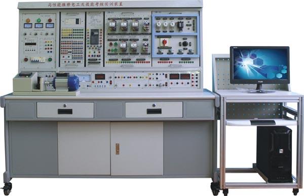 三相异步电动机正反转启动能耗制动控制电路    16.