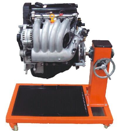 汽油电控发动机拆装实训台